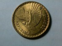 CHILE 2 CENTESIMOS 1969 CONDOR BIRD COIN