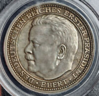 1925 GERMANY. LARGE PROOF SILVER