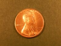 1940 D LINCOLN CENT -  UNCIRCULATED /   BU