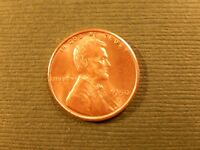 1950 S  LINCOLN CENT -  UNCIRCULATED / CHOICE - BU