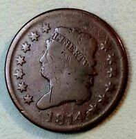 1814 CLASSIC LARGE CENT SHARP