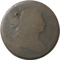 1802 DRAPED BUST LARGE CENT 1C KEY DATE BETTER GRADE $