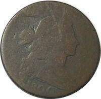 1800 DRAPED BUST S207 LARGE CENT 1C KEY DATE BETTER GRADE $
