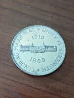 SOUTH AFRICA 1960 5 SHILLINGS CROWN TYPE SILVER OLD WORLD COIN COLLECTION LOT