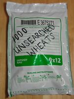 1000  WHEAT PENNIES OLD COIN LOT SEALED BANK BAG LINCOLN CE