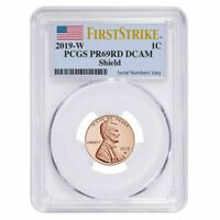 2019 W PCGS PR69 LINCOLN CENT PROOF PR 69 FIRST STRIKE   PRE
