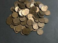 115 INDIAN HEAD PENNIES ALL MINTED IN 1909