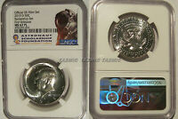 2019 D KENNEDY HALF 50C NGC MINT STATE 67 PL PROOFLIKE ROCKET SHIP FIRST RELEASE IN HAND