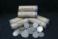 ROLL 40 OF LIBERTY HEAD/V BACK NICKELS