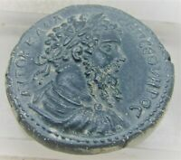 ANCIENT ROMAN BRONZE COIN SESTERTIUS UNRESEARCHED