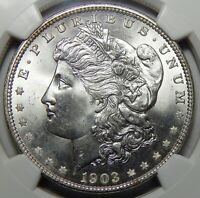 1903-O NGC MINT STATE 65 MORGAN DOLLAR