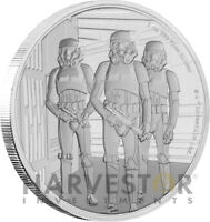 2019 STAR WARS CLASSICS: STORMTROOPER   1 OZ. SILVER COIN
