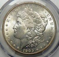 1903-O PCGS MINT STATE 65 MORGAN DOLLAR