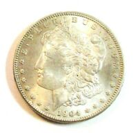 1904 O MORGAN SILVER DOLLAR  UNC  MS 200128