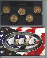 2002 GOLD EDITION STATE QUARTER COLLECTION  SET