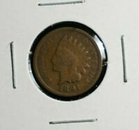 1891 INDIAN HEAD PENNY / CENT