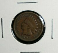 1893 INDIAN HEAD PENNY / CENT