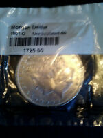 1901-O MORGAN SILVER DOLLAR BRILLIANT UNCIRCULATED