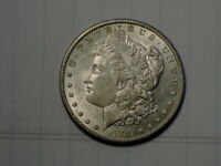 1899 S MORGAN DOLLAR .. CH AU TO BUTOUGHER DATE