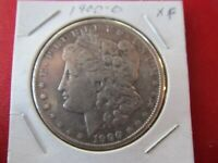 1900-O MORGAN SILVER DOLLAR EXTRA FINE  NEW ORLEANS MINT $1 COIN
