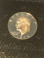 1973 BROWN IKE 90  SILVER LOWEST MINTED DATE AMAZING CONDITI