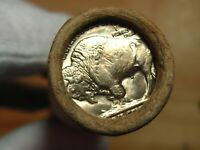 ONE  BOA SF BUFFALO NICKEL ROLL GEM D MINT AND P MINT ENDS