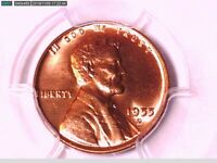 1955 D LINCOLN WHEAT CENT PCGS MINT STATE 65 RD 30566344 VIDEO