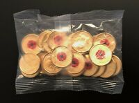 1 X SEALED MINT BAG OF 25 UNCIRCULATED $2 COINS 2018    ARMI