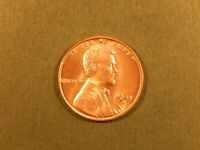 1941 S LINCOLN CENT -  UNCIRCULATED / CHOICE BU