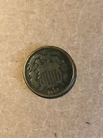 1864 UNITED STATES TWO CENTS