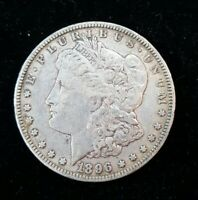 1896-O NEW ORLEANS MINT SILVER MORGAN DOLLAR  DETAILS SEE PHOTOS