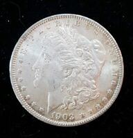 1903 MORGAN SILVER DOLLAR  COIN PHILADELPHIA MINT 90 SILVER