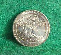NATIONAL PARKS STATE QUARTER 2013 D GREAT BASIN NEVADA ATB A
