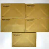 5  UNOPENED US UNITED STATES MINT SET 1961 P.C SILVER PROOF