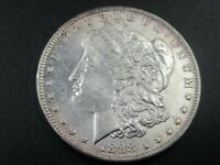1888-O $1 MORGAN SILVER DOLLAR CH/GEM BU LOT1476