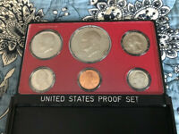 1973 PROOF SET IN ORIGINAL PACKAGING, FREE USA SHIPPING