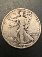 1936-S WALKING LIBERTY HALF DOLLARCW1-20