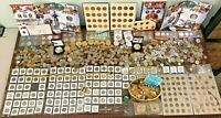 US & WORLD COIN & CURRENCY COLLECTION   HUGE  SILVER PAPER C