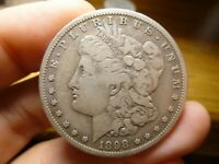 1898-S MORGAN SILVER DOLLAR SILVER COIN