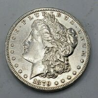 1879-S $1 MORGAN SILVER DOLLAR COIN AS PICTURED  & SHIPS FREE