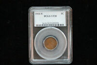 1931 S LINCOLN CENT PCGS