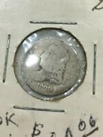 1829 CAPPED BUST HALF DIME G