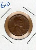 1946D  UNITED STATES - LINCOLN WHEAT CENT.