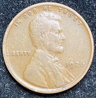 1926 P LINCOLN WHEAT CENT-  COIN SHIPS FREE