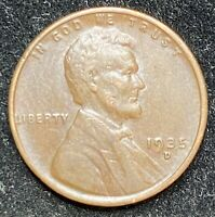 1935 D LINCOLN WHEAT CENT-  COIN SHIPS FREE
