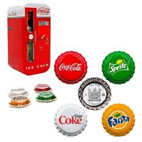 2020 24 GRAM FIJI COCA COLA VENDING MACHINE PROOF SILVER 4 COIN SET .999 FINE