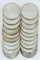 1882-S MORGAN DOLLAR BU ROLL OF 20 S$1 COINS BRILLIANTLY UNCIRCULATED USA SILVER