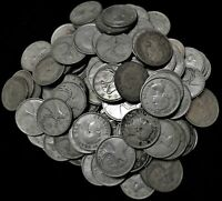 LOT OF 120 CANADA 25 CENT $30 FACE 80  SILVER 1937 1966 CANA