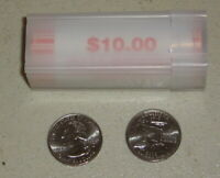 2002 P LOUISIANA STATE QUARTERS ROLL   UNC   BANK ROLLED   4