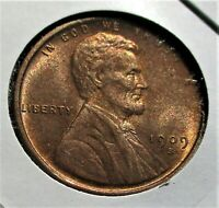 1909 S LINCOLN CENT. GEM BU   HIGH GRADE. HARD TO FIND THIS